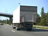 ruta de transporte de mercancías